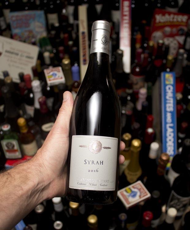 Les Vins de Vienne Syrah Collines Rhodaniennes 2016