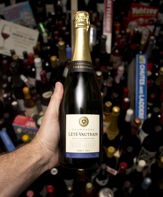 Lete-Vautrain Brut 204 NV Brut Champagne France