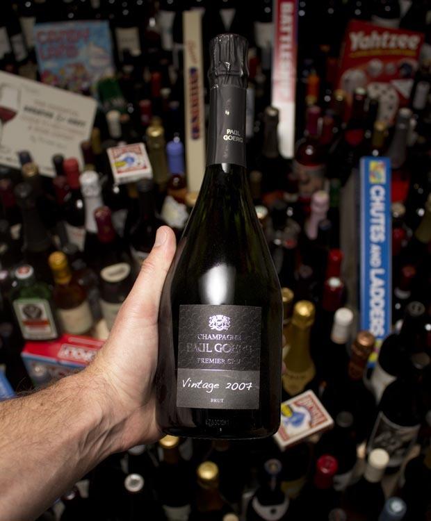 Paul Goerg Brut Premier Cru Champagne 2007