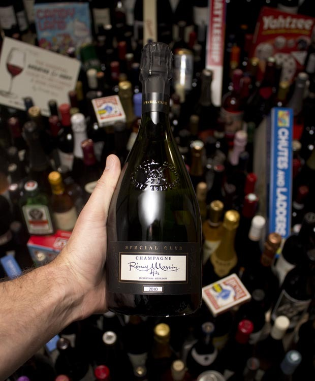 Remy Massin Special Club Champagne 2010