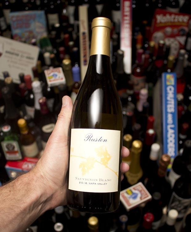 Ruston Family Vineyards Sauvignon Blanc Napa Valley 2016