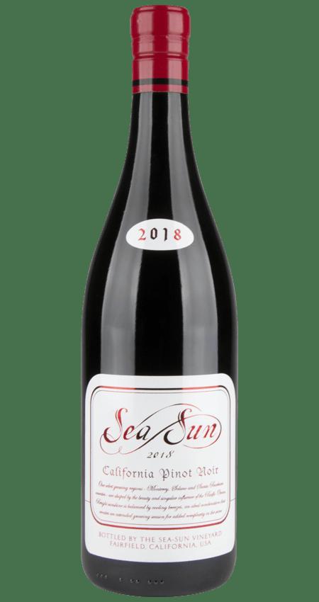 Sea Sun Pinot Noir 2018 by Caymus