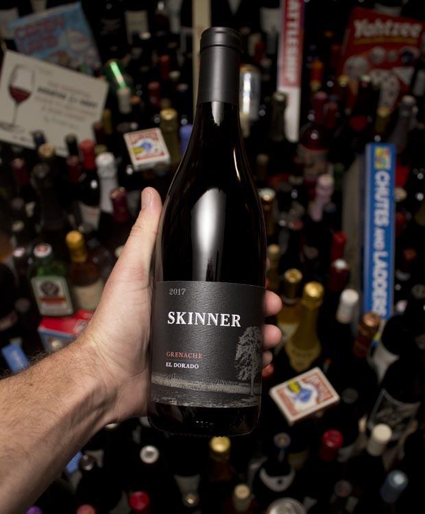 Skinner Grenache El Dorado 2017