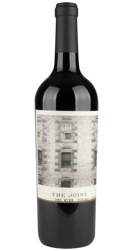Sonoma County Red Wine 2018 The Joint