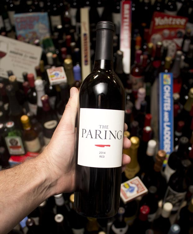 The Paring Proprietary Red 2014