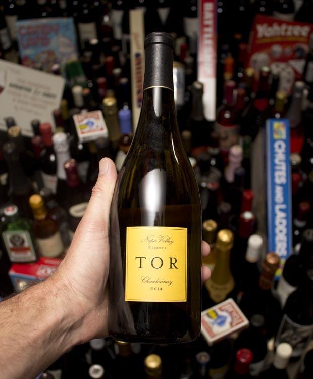Tor Reserve Chardonnay Cuvee Susan Napa Valley 2014