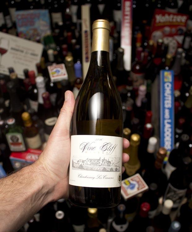 Vine Cliff Chardonnay Los Carneros 2016