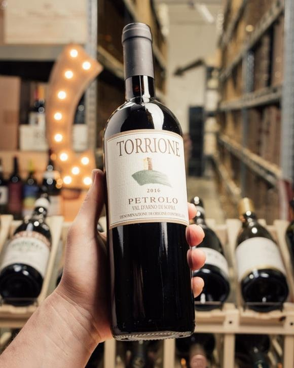 Petrolo Torrione Tuscany IGT 2016