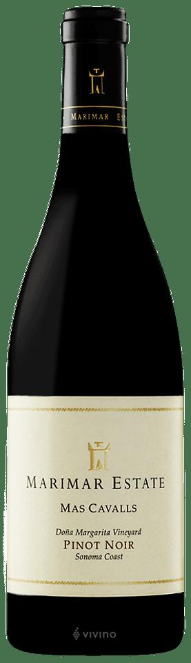Marimar Estate Doña Margarita Vineyard Mas Cavalls Pinot Noir 2016