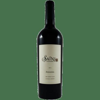 2016 Saini Vineyards Zinfandel