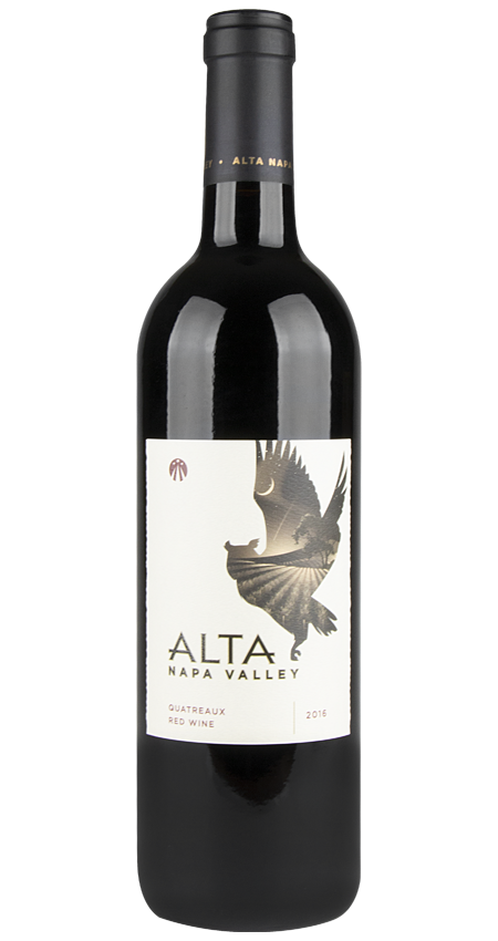 Alta Quatreaux Red Wine 2016