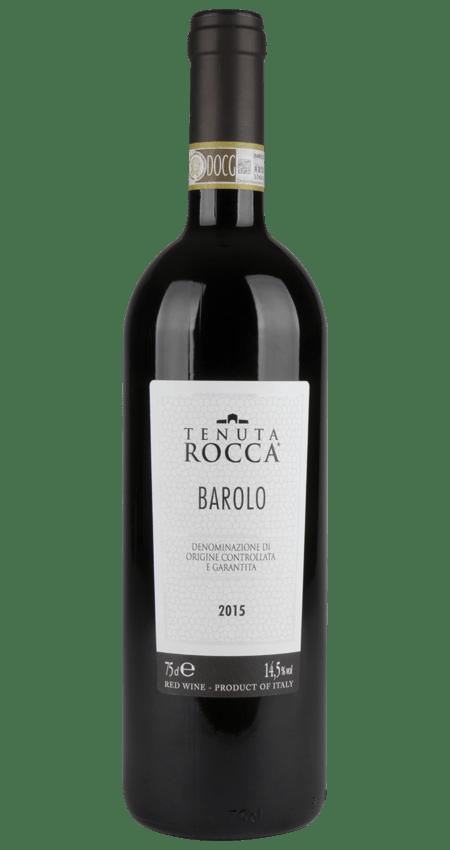 93 Pt. Tenuta Rocca Barolo 2015