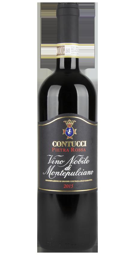 95 Pt. Contucci Vino Nobile di Montepulciano Pietra Rossa 2015