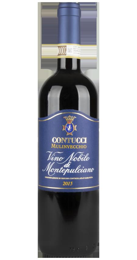 Contucci Vino Nobile di Montepulciano Mulinvecchio 2015