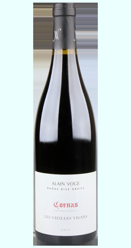 96 Pt. Domaine Alain Voge Cornas Les Vieilles Vignes 2015