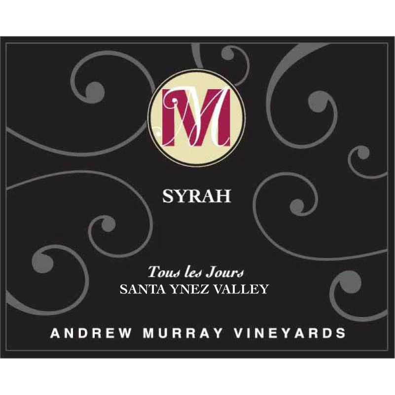 Andrew Murray Tous les Jours Syrah 2015