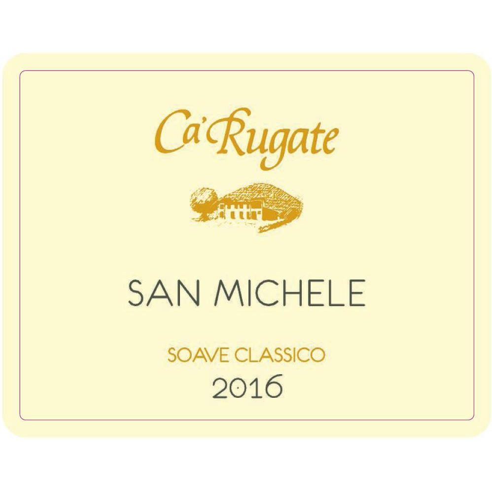 Ca' Rugate Soave Classico San Michele 2016