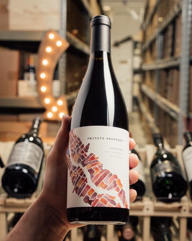 Caraccioli Pinot Noir Private Property 2017
