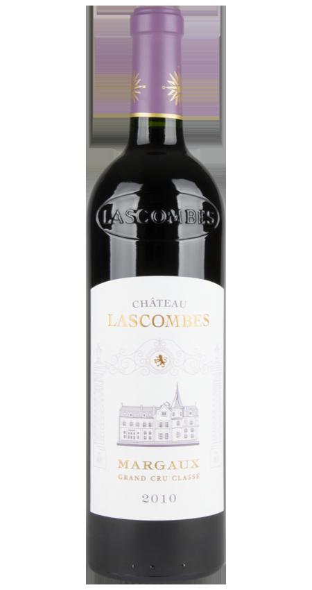 Château Lascombes Margaux Grand Cru Classé 2010