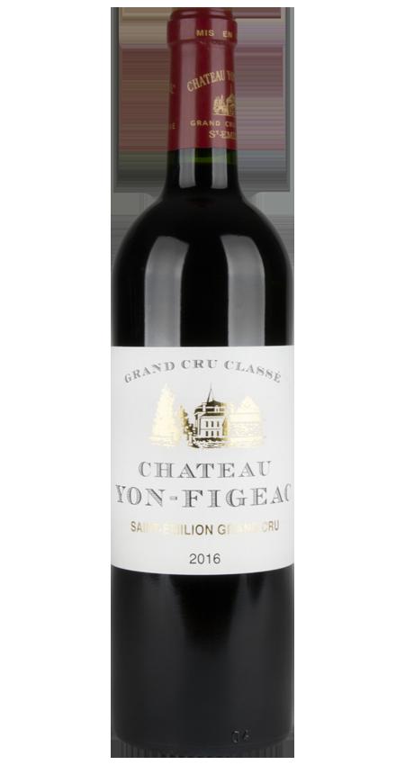 Château Yon Figeac Saint Émilion Grand Cru Classé 2016