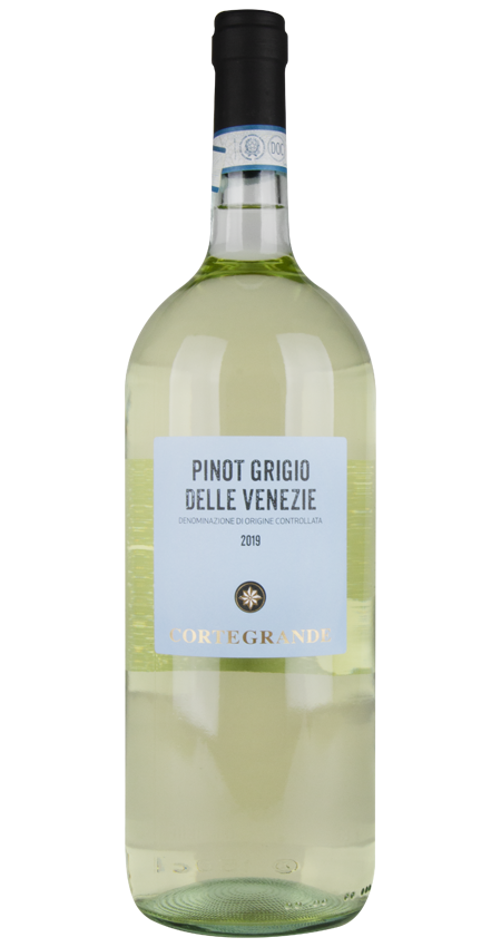 Corte Grande Pinot Grigio Delle Venezie 2019 Magnum 1.50L