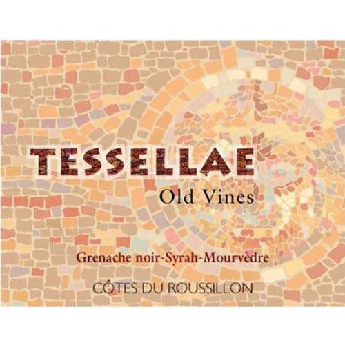 Domaine Lafage Tessellae Old Vines GSM 2015
