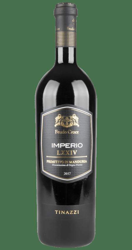 Feudo Croce Primitivo di Manduria DOP Imperio by Tinazzi 2017