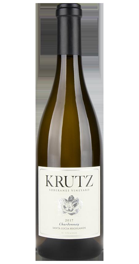 Krutz Soberanes Vineyard Chardonnay 2017