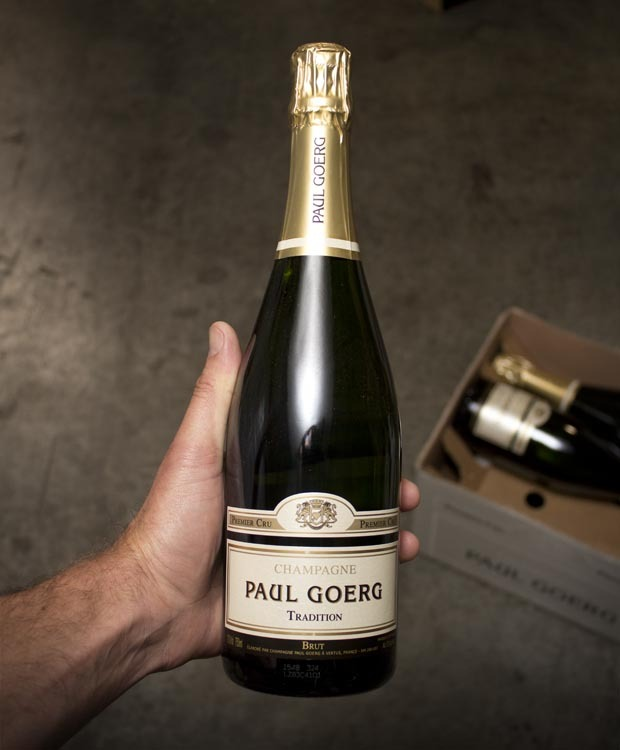 Paul Goerg Premier Cru Tradition Brut Champagne NV