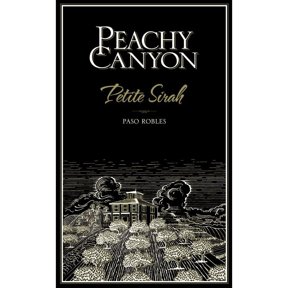Peachy Canyon Petite Sirah 2017
