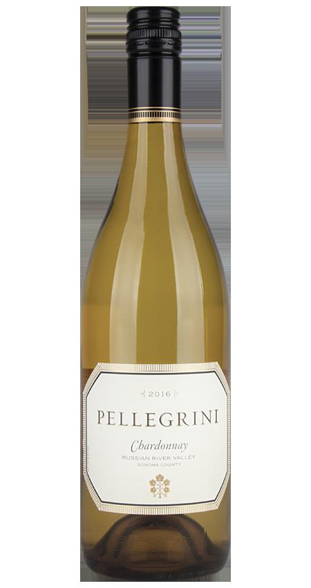 Pellegrini Chardonnay Unoaked Russian River Valley 2016