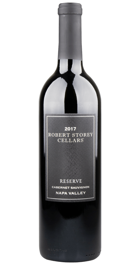 Robert Storey Black Label Reserve Napa Valley Cabernet Sauvignon 2017