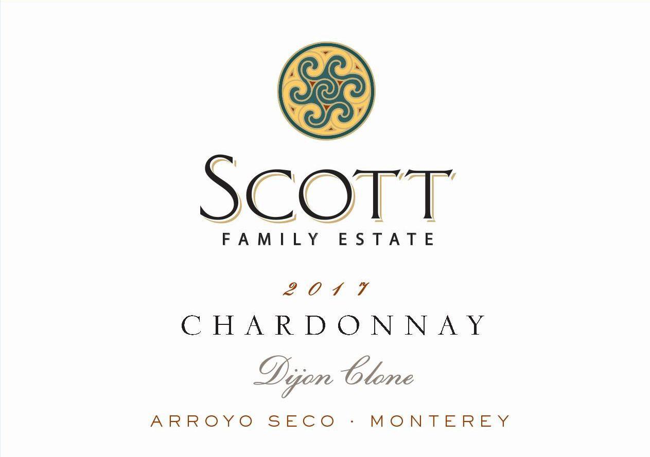 Scott Family Estate Arroyo Seco Chardonnay 2017