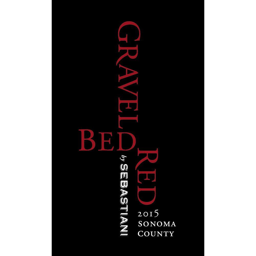 Sebastiani Gravel Bed Red Blend 2015