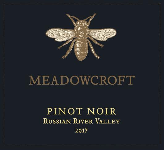 2017 Meadowcroft Pinot Noir RRV