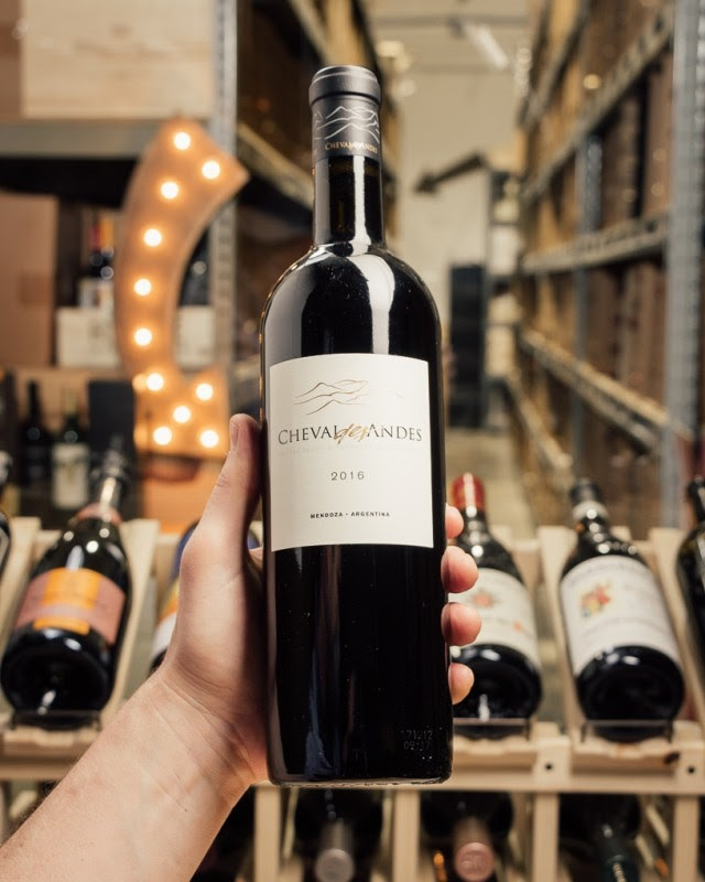 Cheval des Andes Proprietary Red 2016
