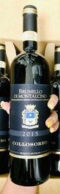 2015 Collosorbo Brunello Di Montalcino (95WE/95JS)