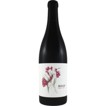 2017 Bold Wine Co. Santa Lucia Highlands Pinot Noir