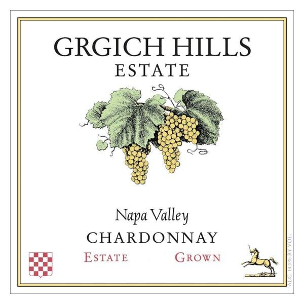 2016 Grgich Hills Chardonnay