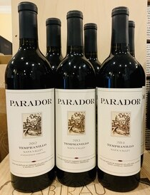 6 Pack Vertical (12-13-14) Parador Stagecoach Vineyard Tempranillo