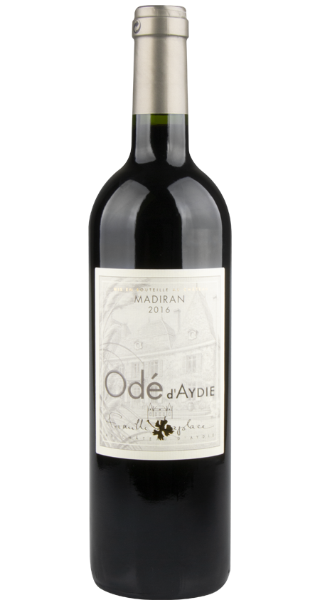 92 Pt. Famille Laplace Odé d'Aydie Madiran 2016