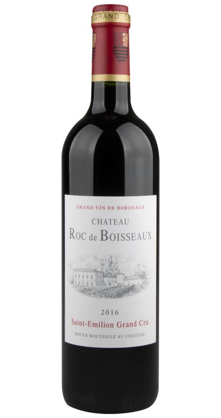 93 Pt. Château Roc de Boisseaux Saint-Émilion Grand Cru 2016
