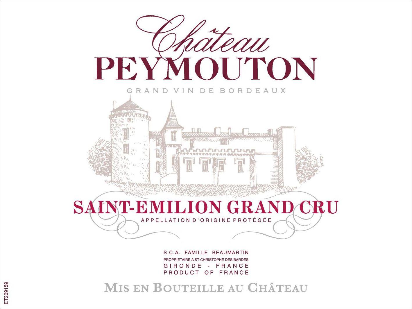 Chateau Peymouton 2016