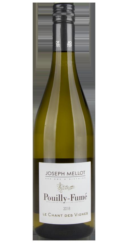 Joseph Mellot Le Chant des Vignes Pouilly-Fumé 2018
