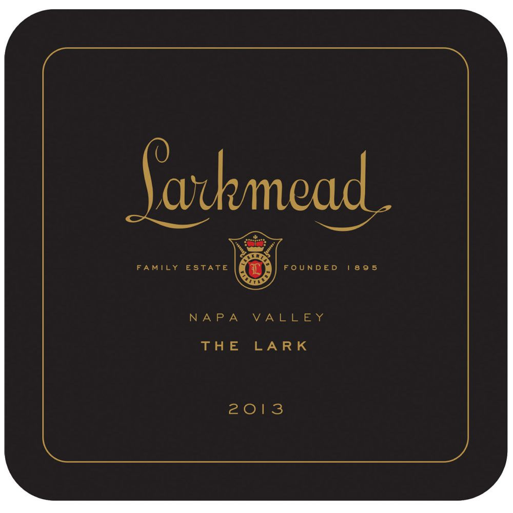Larkmead The Lark Cabernet Sauvignon 2013