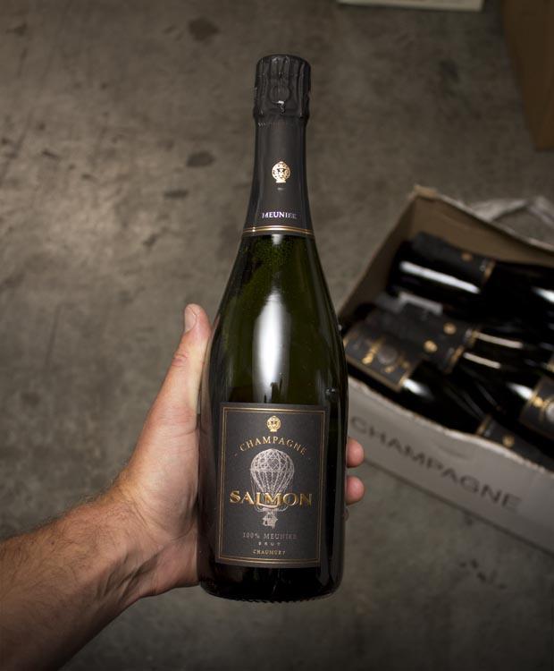 Salmon Brut Meunier Champagne NV