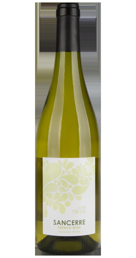 Sancerre Sauvignon Blanc 2019 Vignobles Verdier