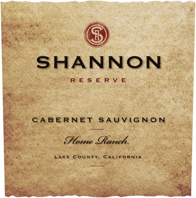 Shannon Reserve Home Ranch Cabernet Sauvignon 2016