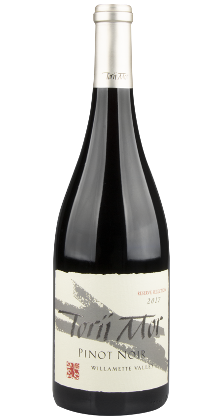 Willamette Valley Pinot Noir 2017 Torii Mor Reserve Selection