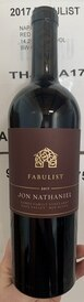 2017 Jon Nathaniel Fabulist Cabernet Blend by Flora Springs